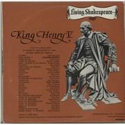 Click here for more info about 'Desmond Leslie - King Henry V'