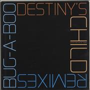 Click here for more info about 'Destiny's Child - Bug-A-Boo Remixes'