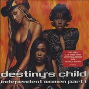 Click here for more info about 'Destiny's Child - Independent Women - Part 1'