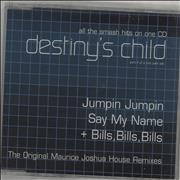 Click here for more info about 'Destiny's Child - Jumpin Jumpin'