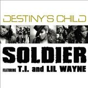 Click here for more info about 'Destiny's Child - Soldier'