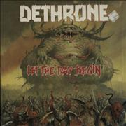 Click here for more info about 'Dethrone - Let The Day Begin'