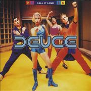 Click here for more info about 'Deuce - Call It Love'