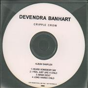 Click here for more info about 'Devendra Banhart - Cripple Crow - Album Sampler'