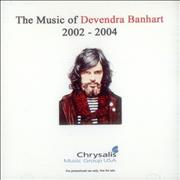 Click here for more info about 'Devendra Banhart - The Music Of Devendra Banhart 2002-2004'