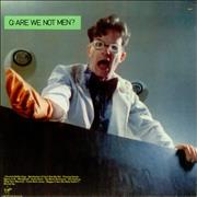 Click here for more info about 'Devo - Q: Are We Not Men? A: We Are Devo! - Blue Vinyl'