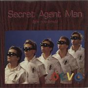 Click here for more info about 'Devo - Secret Agent Man'