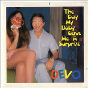Click here for more info about 'Devo - The Day My Baby Gave Me A Surprise - Solid'