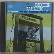 Click here for more info about 'Dexter Gordon - Dexter Calling...'