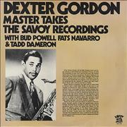 Click here for more info about 'Dexter Gordon - Master Takes - The Savoy Recordings'