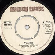 Click here for more info about 'Dexter Redding - God Bless'
