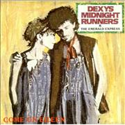 Click here for more info about 'Dexys Midnight Runners - Come On Eileen - inj + P/S'