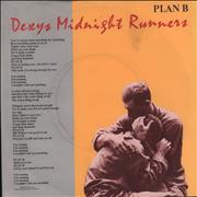 Click here for more info about 'Dexys Midnight Runners - Plan B'