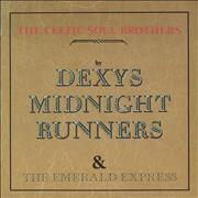 Click here for more info about 'Dexys Midnight Runners - The Celtic Soul Brothers - Paper Labels'