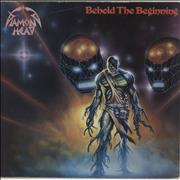 Diamond Head Behold The Beginning - 1st UK vinyl LP