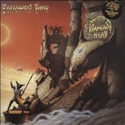 Diamond Head Borrowed Time - EX UK vinyl LP