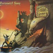 Diamond Head Borrowed Time UK vinyl LP