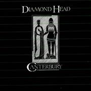 Diamond Head Canterbury UK vinyl LP