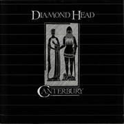 Diamond Head Canterbury Germany vinyl LP