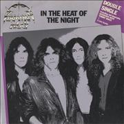 "Diamond Head In The Heat Of The Night - Doublepack UK 7"" vinyl"