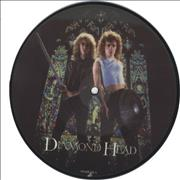 "Diamond Head Out Of Phase UK 7"" picture disc"