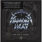 Diamond Head The MCA Years UK 3-CD set