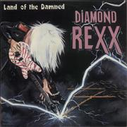 Click here for more info about 'Diamond Rexx - Land Of The Damned'