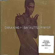 Click here for more info about 'Diana King - I Say A Little Prayer'