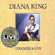 Click here for more info about 'Diana King - Tougher & Live'