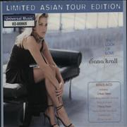 Click here for more info about 'Diana Krall - The Look Of Love - Limited Asian Tour Edition'