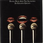 Click here for more info about 'Diana Ross & The Supremes - 20 Golden Greats'