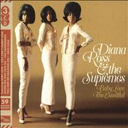 Click here for more info about 'Diana Ross & The Supremes - Baby Love : The Essential Diana Ross & The Supremes'