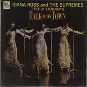 Click here for more info about 'Diana Ross & The Supremes - Live At London's Talk Of The Town - Ex'