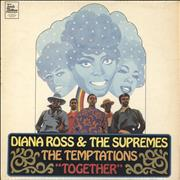 Click here for more info about 'Diana Ross & The Supremes - Together - EX'