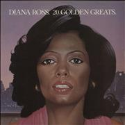 Click here for more info about 'Diana Ross - 20 Golden Greats + Shrink'