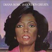 Click here for more info about 'Diana Ross - 20 Golden Greats - Test pressing'