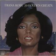 Click here for more info about 'Diana Ross - 20 Golden Greats'