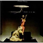 Diana Ross Baby It's Me UK vinyl LP