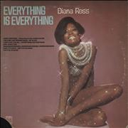 Click here for more info about 'Diana Ross - Everything Is Everything'