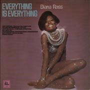 Click here for more info about 'Diana Ross - Everything Is Everything - 1st'