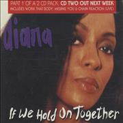 Click here for more info about 'Diana Ross - If We Hold On Together - Both Parts'