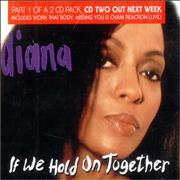 Click here for more info about 'Diana Ross - If We Hold On Together - Part 1'