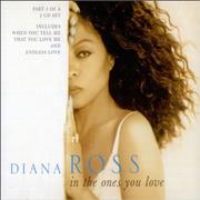 Click here for more info about 'Diana Ross - In The Ones You Love'