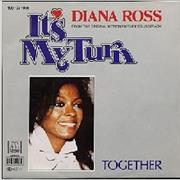 Click here for more info about 'Diana Ross - It's My Turn'