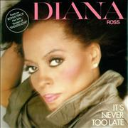Click here for more info about 'Diana Ross - It's Never Too Late'