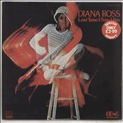 Click here for more info about 'Diana Ross - Last Time I Saw Him - Quad - Sealed'