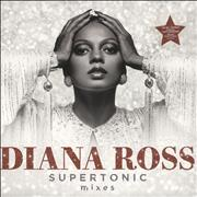 Click here for more info about 'Diana Ross - Supertonic: Mixes - Clear Vinyl - Sealed'