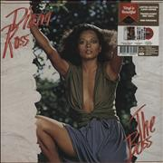 Click here for more info about 'Diana Ross - The Boss - Red Vinyl + Sealed'