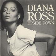 Click here for more info about 'Diana Ross - Upside Down'