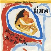 Click here for more info about 'Diana Ross - When You Tell Me That You Love Me'